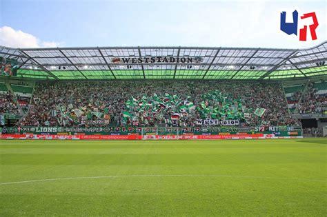 Sk Rapid Wien  Sv Ried  Ultras Rapid