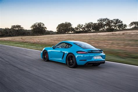 Review Porsche 718 by 2018 Porsche 718 Cayman And Boxster Gts Drive Review