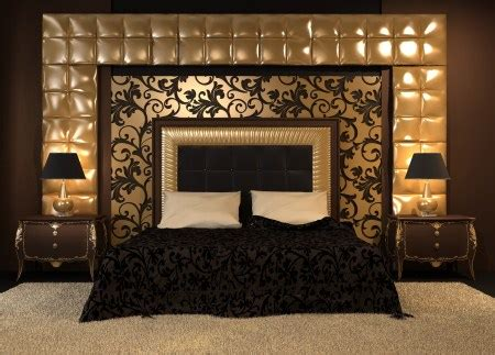 Metallic Bedroom Furniture by Gorgeous Bedrooms Amp Couple Of Eye Candy Bed Designs