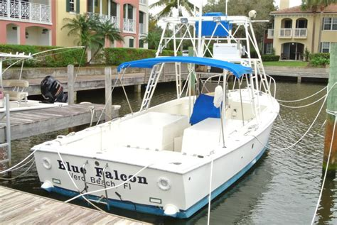Sport Fishing Boat For Sale In Florida by Saltwater Fishing Boats For Sale In Vero Beach Florida