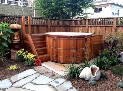 redwood soaking tub 17 best images about custom built wooden tubs on