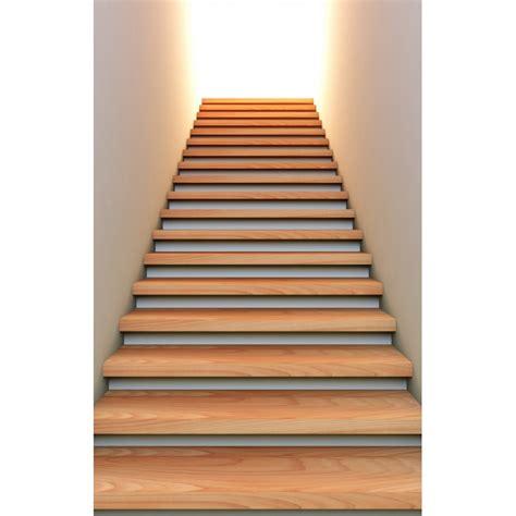 trompe l oeil escalier sticker trompe l oeil g 233 ant mont 233 e d escalier stickers autocollants