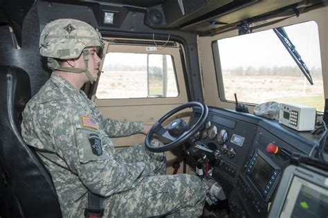 army  test  driving trucks  public roads