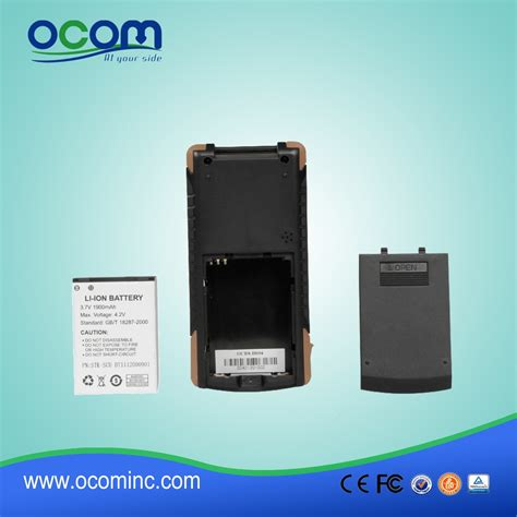 miniature wireless wireless mini portable bluetooth stocktaking terminal ocbs