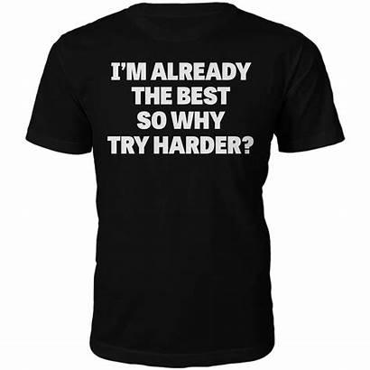 Slogan Slogans Cool Shirts Mens Pop Tshirt