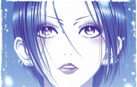 wallpaper face piercing art ai yazawa  nana nana