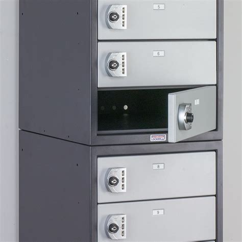 Charging Laptop Lockers for Military, Libraries