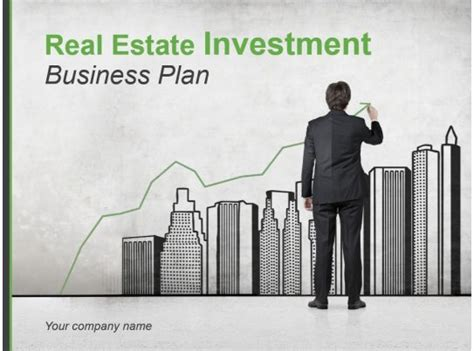 real estate investment business plan powerpoint   real estate investment