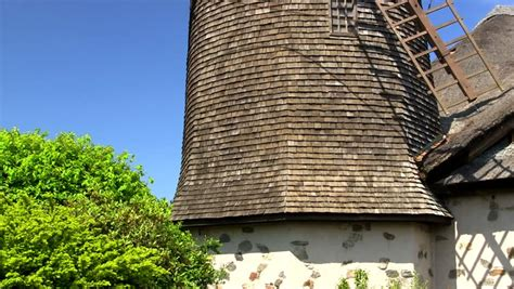 Windmill At Christmas Tree Shop Near Sagamore Bridge