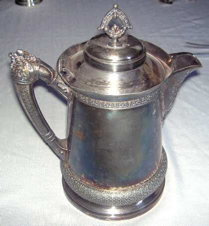 holloware silver silverplate plate 1557 toronto replacements