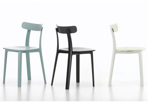 all plastic chair vitra sedia milia shop