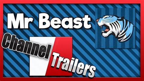 Mr Beast  Channel Trailer Youtube