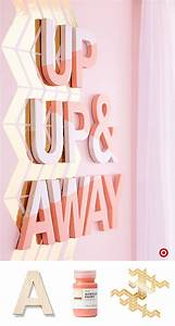 best 25 decorate wooden letters ideas on pinterest With letters to go on walls