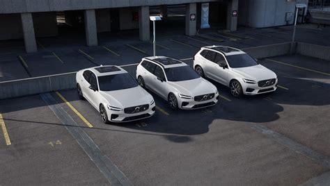 Volvo Polestar 2020 by Les V60 Et Xc60 2020 De Volvo Auront Des Variantes