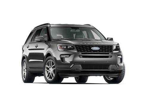 ford explorer redesign     suv