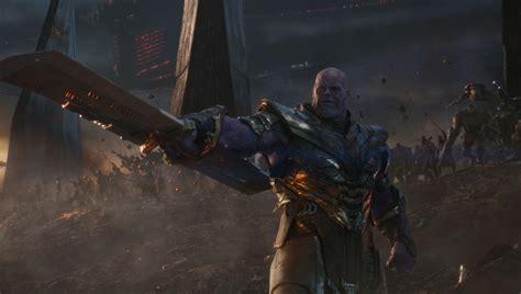 avengers endgame cut thanos scene  captain americas