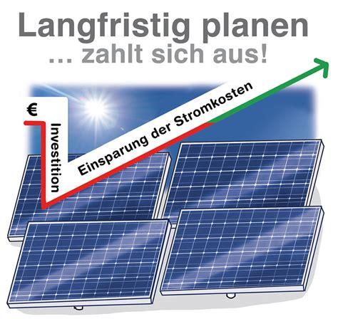 Photovoltaik Eigenverbrauch Solarstrom Lohnt Sich by Photovoltaikanlage Vorteile Und Nachteile