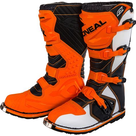 Oneal Rider Eu Motocross Boots Mx Road Dirt Bike Atv