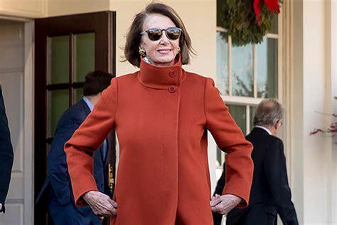 Nancy Pelosi's Red Coat Sparks Max Mara Revival