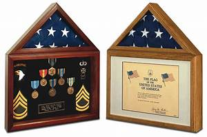 Military Shadow Boxes Display Cases : How to Build For a