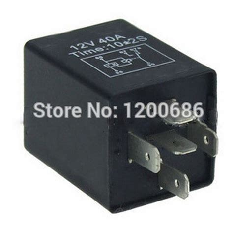 ship automotive   pin time delay relay spdt