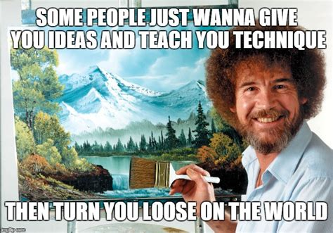 Bob Ross Loves You