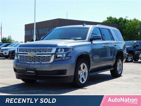 Chevrolet College Station by Used Chevrolet Tahoe For Sale College Station Tx Cargurus