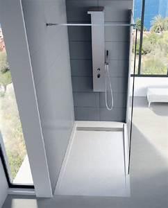 25 best ideas about receveur douche on pinterest pente With quelle couleur marier avec le gris 4 craquez pour le gris dans la salle de bains inspiration bain