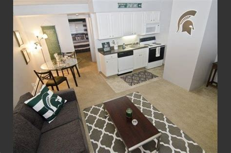 cheap 1 bedroom apartments in east lansing studio 2 bedroom house for rent at burcham woods