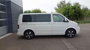 Volkswagen Vitré : vw t5 multivan united 2 5tdi 131ch 89mkm blanc au top auto vente de vans d 39 occasion ~ Gottalentnigeria.com Avis de Voitures