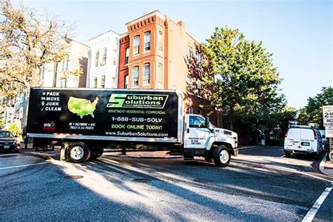 arlington va local  long distance movers moving company
