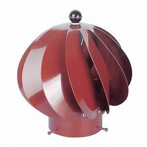 Extracteur Fosse Septique : ventilateur extracteur aspiromatic sebico brun toiture ~ Premium-room.com Idées de Décoration