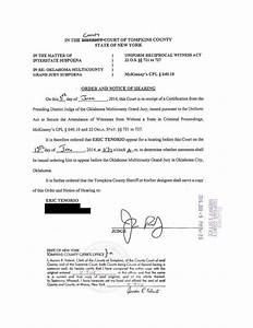 Grand jury subpoena for Narconon investigation - Tulsa ...