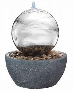 Fontaine Exterieur Zen : fontaine en inox astanga ~ Nature-et-papiers.com Idées de Décoration