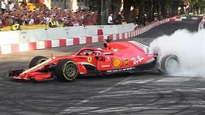 Ferrari Fxx K Prix : f1 live show in milan before the italian grand prix 2018 ferrari sf71h sauber c32 v8 fxx k ~ Medecine-chirurgie-esthetiques.com Avis de Voitures