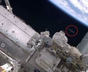 UFO spotted in NASA video of astronauts repairing ...