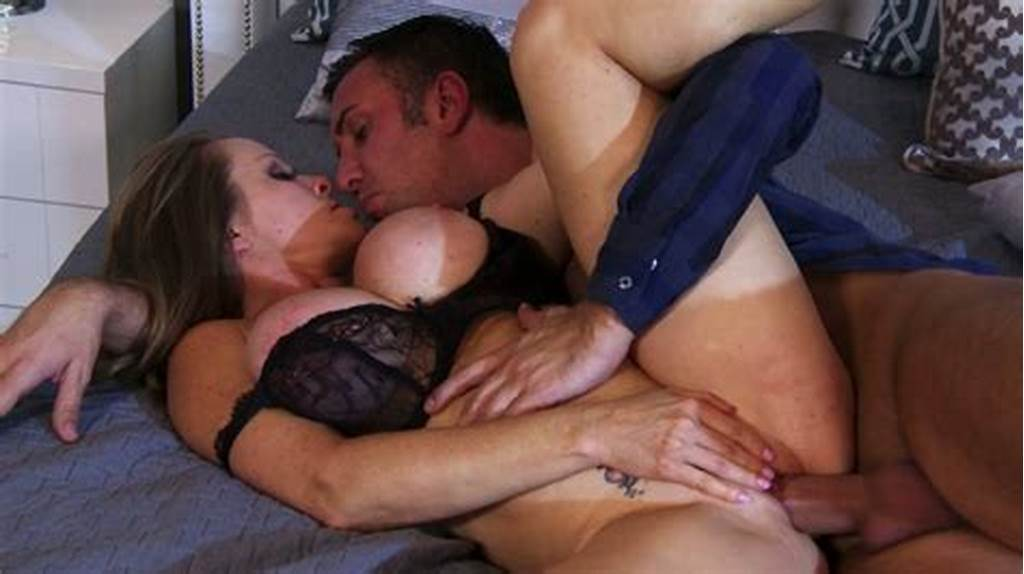 #Busty #Milf #Dyanna #Lauren #Is #Fucked #In #Missionary #Position