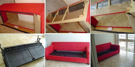 How To Take Apart A Sofa Bed by Gallery Takeapartsofa