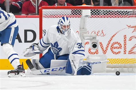 Toronto maple leafs goalie frederik andersen left saturday. 5 Back-up Goalies the Toronto Maple Leafs Should Trade For