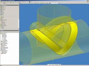 Abwicklung Rohr Berechnen : t st ck aufdoppelung modellierung bzw abwicklung autodesk inventor ~ Themetempest.com Abrechnung