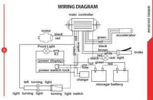 similiar electric scooter wiring diagrams keywords the warriors wiring diagram for electra inc electric scooters