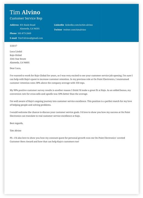 write  cover letter  examples tips templates
