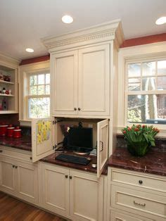 renovation kitchen cabinet built in phone charging stations drawers organizing and 1853