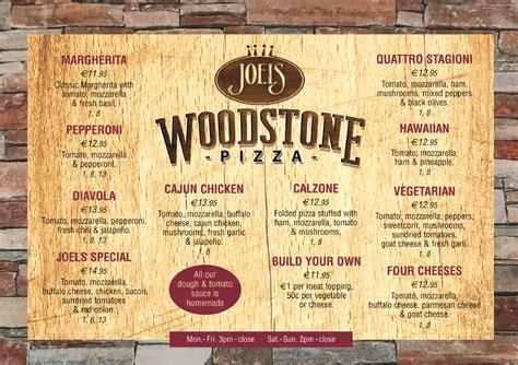 woodstone pizza joels restaurant