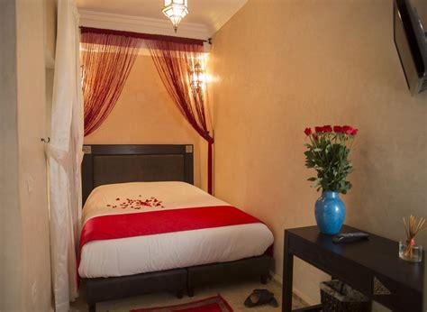 chambres doubles chambre standartd riad marrakech jemaa el fna