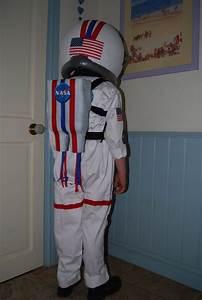 Homemade Astronaut costume II | halloween | Pinterest
