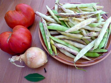 cuisiner les cocos de paimpol recette haricots cocos de paimpol aoc frais à la tomate cuisine bio et les saveurs
