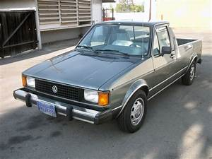 Pick Up Vw : diesel power 1981 volkswagen rabbit pickup lx ~ Medecine-chirurgie-esthetiques.com Avis de Voitures