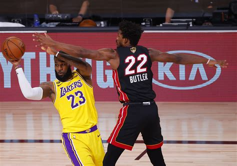 NBA Finals 2020 Schedule: Lakers vs. Heat Game 2 Time ...