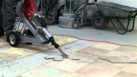 Fußbodenheizung Fliesen Entfernen by Fruehmaschinen Msk900 Mov